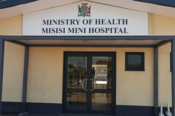25th November 2019 - Misisi Mini Hospital