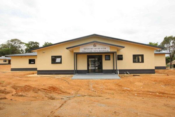 15th January 2020 - Chikonsi Mini Hospital