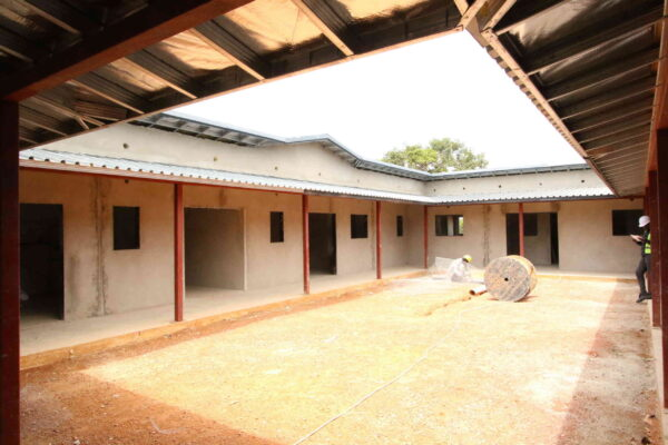 16th January 2020 - Chisembe Mini Hospital
