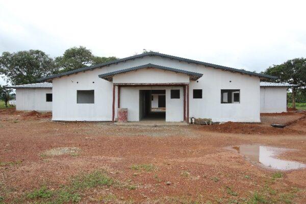 5th February 2020 - Chisembe Mini Hospital