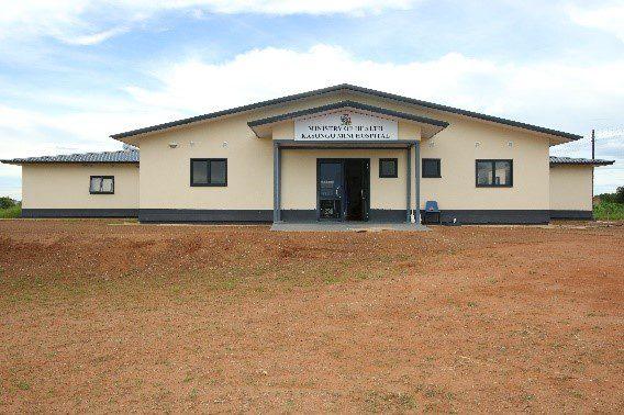 6th February 2020 - Kasongo Mini Hospital
