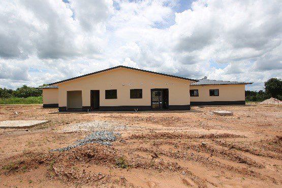 6th February 2020 - Lofoyi Mini Hospital