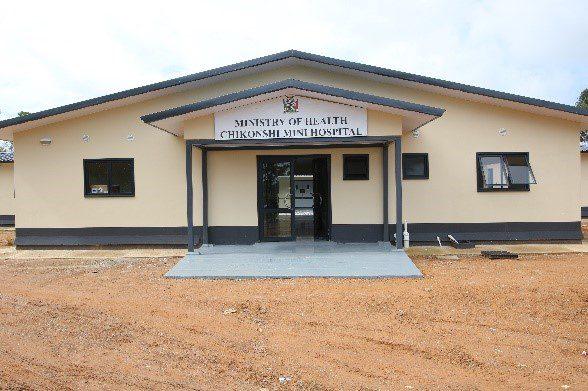 6th February 2020 - Chikonshi Mini Hospital