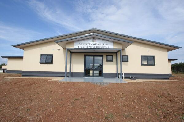 17th March 2020 - Lofoyi Mini Hospital