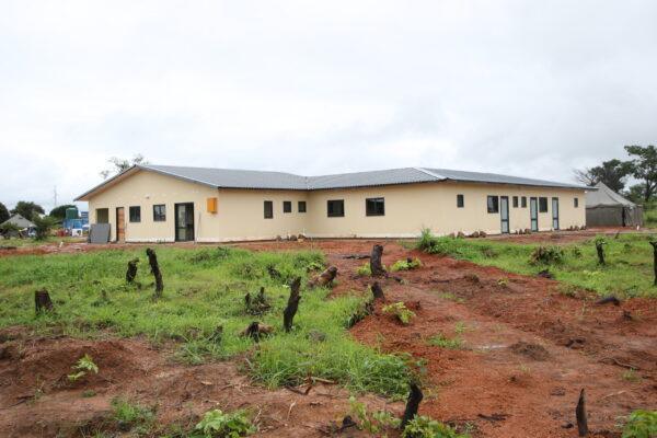 19th March 2020 - Katungulu Mini Hospital