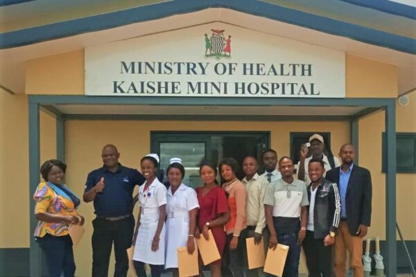 4th March 2020 - Kaishe Mini Hospital Equipment End User Training Presentation