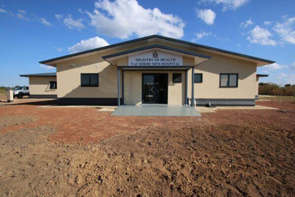21st April 2020 - Nachibibi Mini Hospital