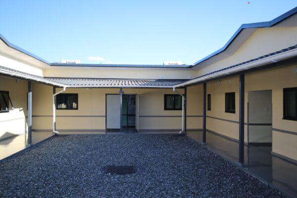 22nd April 2020 - Lofoyi Mini Hospital