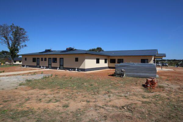 23rd April 2020 - Chisembe Mini Hospital
