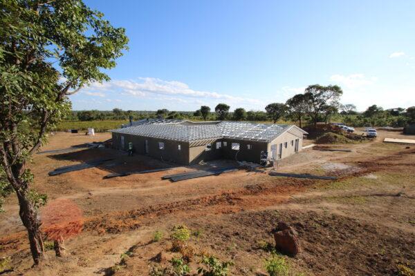 23rd April 2020 - Edgar Chagwa Lungu Mini Hospital