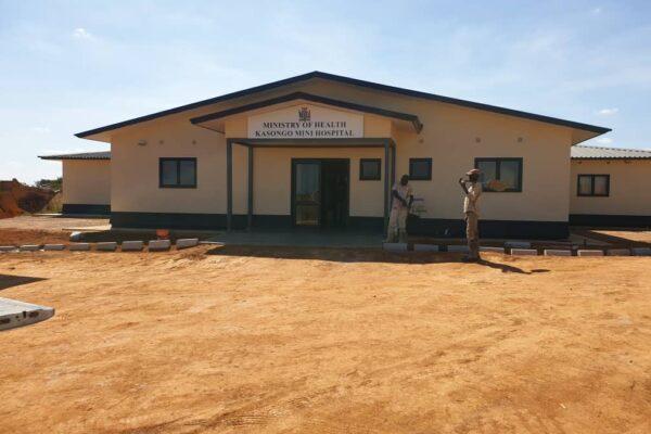20th May 2020 - Kasongo Mini Hospital