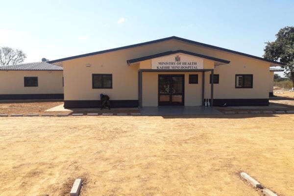 11th June 2020 - Kaishe Mini Hospital