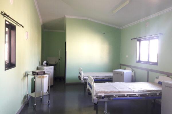 24th June 2020 - Lealui Mini Hospital
