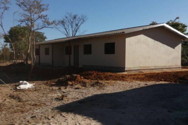 27th July 2020 - Namapombwe Mini Hospital