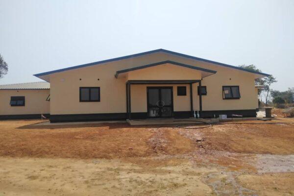 30th July 2020 - Edgar Chagwa Lungu Mini Hospital