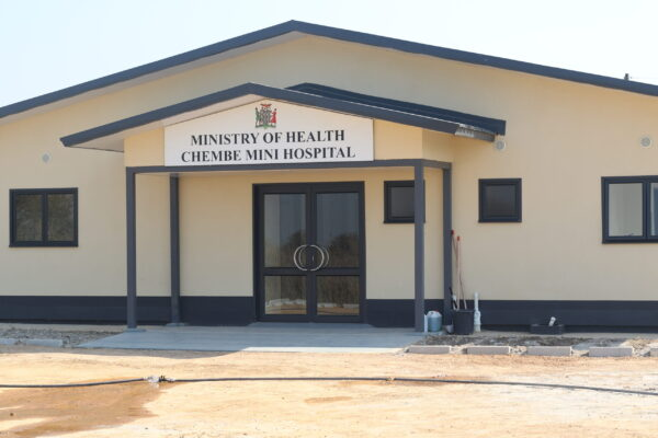 12th August 2020 - Chembe Mini Hospital