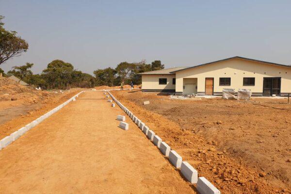 24th August 2020 - Edgar Chagwa Lungu Mini Hospital