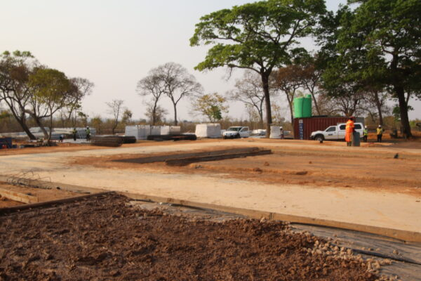 29th September 2020 - Nsheketeni Mini Hospital