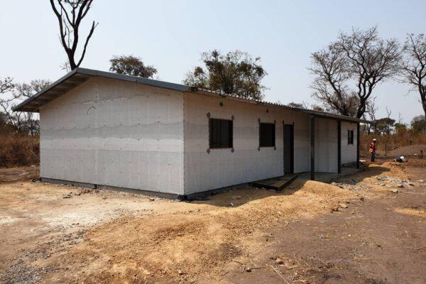 27th August 2020 - Chanda Mukulu Mini Hospital