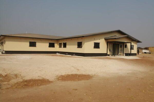 3rd September 2020 - Munkuye Mini Hospital