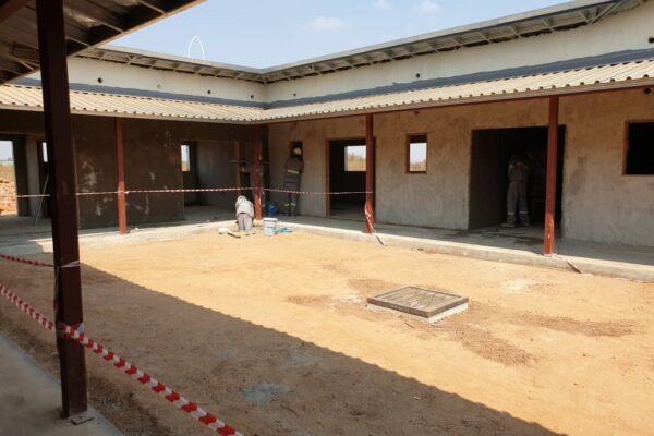 3rd September 2020 - Katondo Mini Hospital