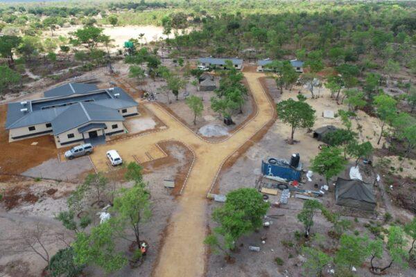 16th October 2020 - Namapombwe Mini Hospital