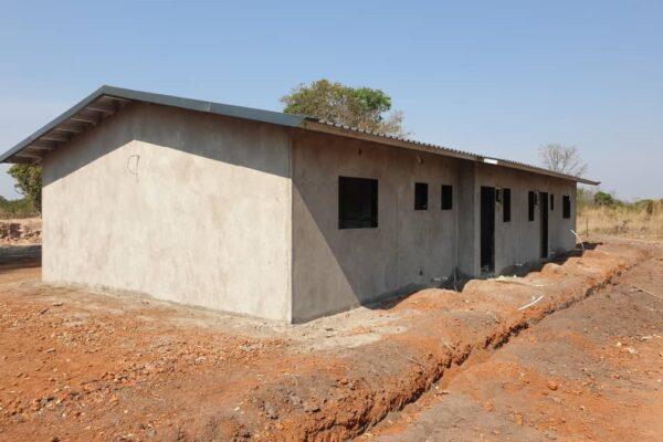 30th September 2020 - Nkole Mfumu Mini Hospital