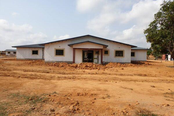 2nd October 2020 - Chabanya Mini Hospital