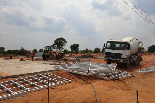 21st October 2020 - Mwaba Mini Hospital