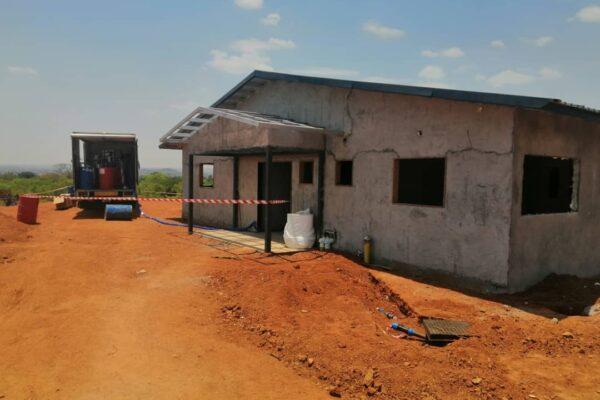 23rd October 2020 - Kwewakwewa Mini Hospital