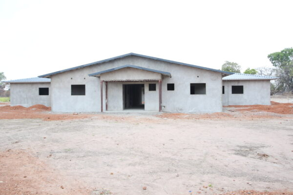 18th October 2020 - Mukuka Mfumu Mini Hospital