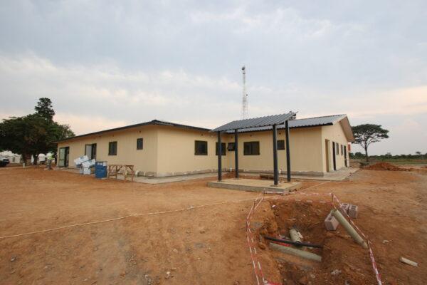 23rd October 2020 - Ntulo Mini Hospital
