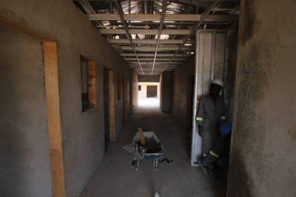 2nd November 2020 - Nshekenteni Mini Hospital