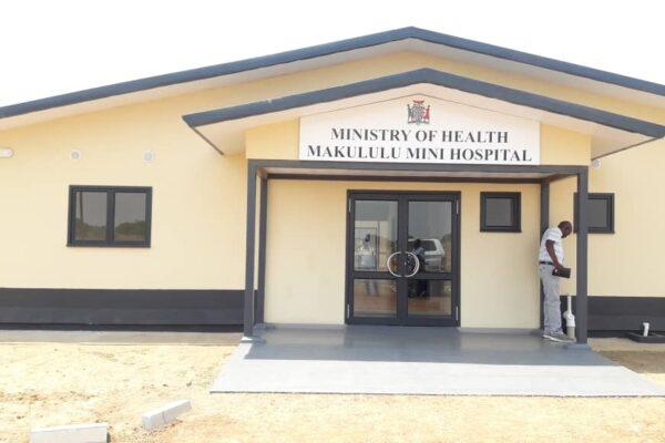 11th November 2020 - Makululu Mini Hospital