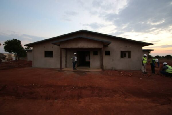 14th November 2020 - Katete Boma Mini Hospital