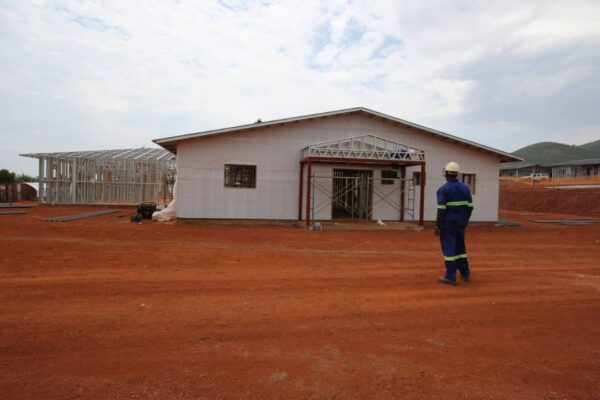 14th November 2020 - Chipata Trades Mini Hospital