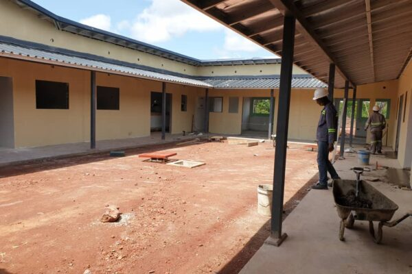 18th November 2020 - Mukonge Mini Hospital