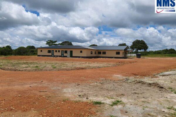22nd January 2021 - Chipalo Mini Hospital