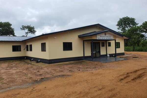 22nd January 2021 - Nkole Mfumu Mini Hospital