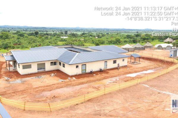 24th January 2021 - Mkwama Mini Hospital