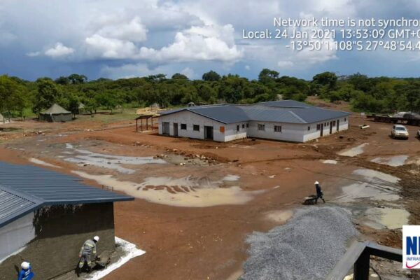 24th January 2021 - Mwinuna Mini Hospital