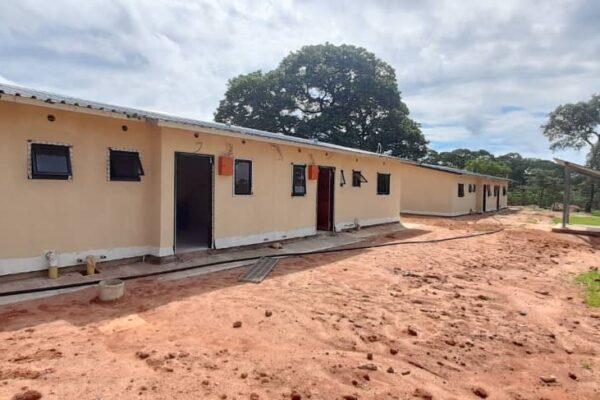 24th January 2021 - Nsheketeni Mini Hospital