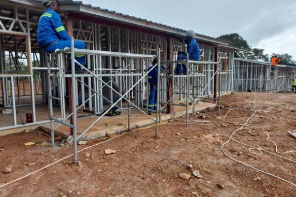 21st January 2021 - Kasapa Mini Hospital