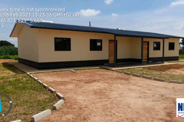 1st February 2021 - Ntulo Mini Hospital