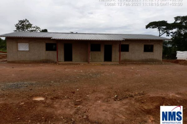12th February 2021 - Kasapa Mini Hospital