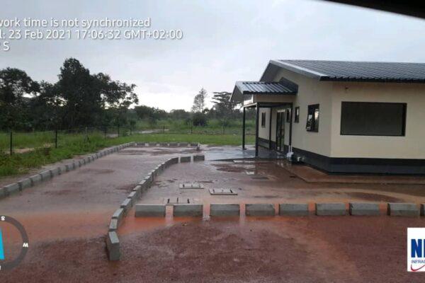 23rd February 2021 - Chabanya Mini Hospital