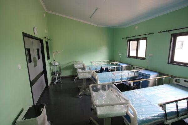 3rd March 2021 - Chipalo Mini Hospital