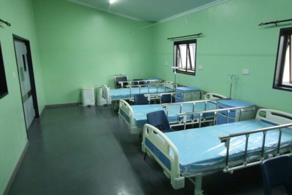 17th March 2021 - Mwimbula Mini Hospital