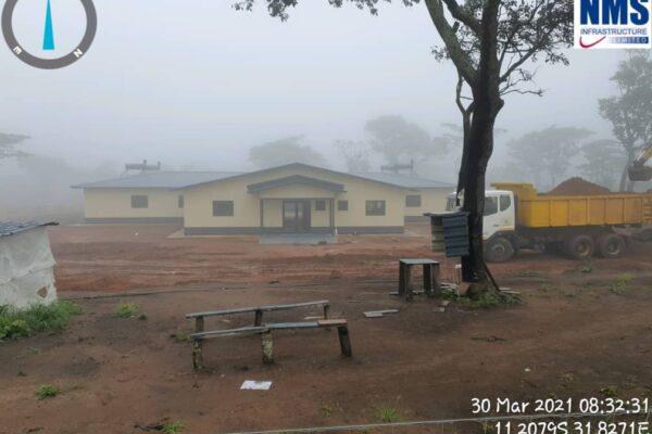 30th March 2021 - Kalalantekwe Mini Hospital