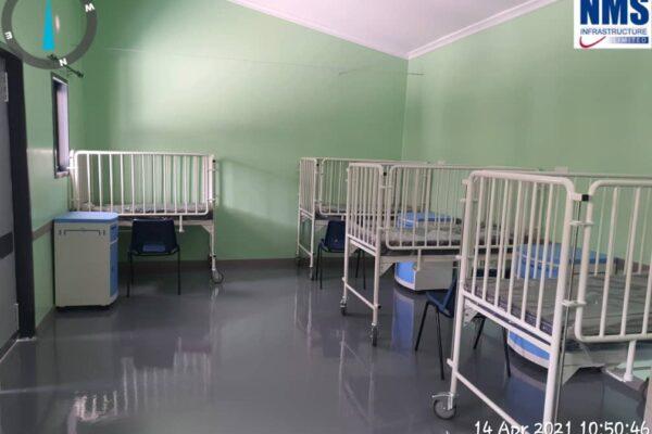 14th April 2021 - Mukuka Mfumu Mini Hospital